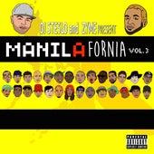 Manilafornia Vol. 3 (Deluxe Version) by DJ Ste3lo