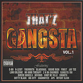 Thatz Gangsta, Vol. 1 by Various Artists