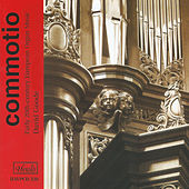 Commotio: Early 20th-Century European Organ Music by David Goode