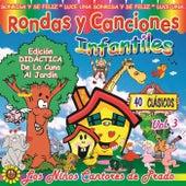 Rondas y Canciones Infantiles Vol. 3 by Los Ninos Cantores de Prado