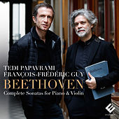Beethoven: Complete Sonatas for Piano & Violin by François Frédéric Guy