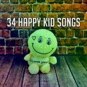 34 Happy Kid Songs by Nursery Rhymes