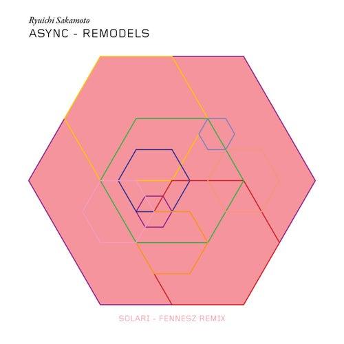 Solari (Fennesz Remix) by Ryuichi Sakamoto