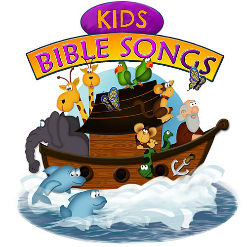 Kids Bible Songs by The Kiboomers