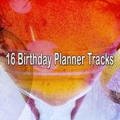 16 Birthday Planner Tracks by Happy Birthday