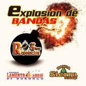 Explosion De Bandas by Various Artists