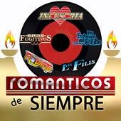 Romanticas De Siempre by Various Artists