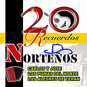 20 Recuerdos Nortenos by Various Artists