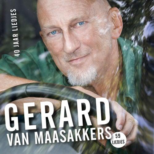40 Jaar Liedjes by Gerard Van Maasakkers