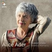 Mompou: Música Callada by Alice Ader