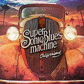 Hard Times (feat. Steve Lukather) by Supersonic Blues Machine