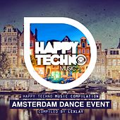 Amsterdam Dance Event (Compiled By Lexlay) by Various Artists