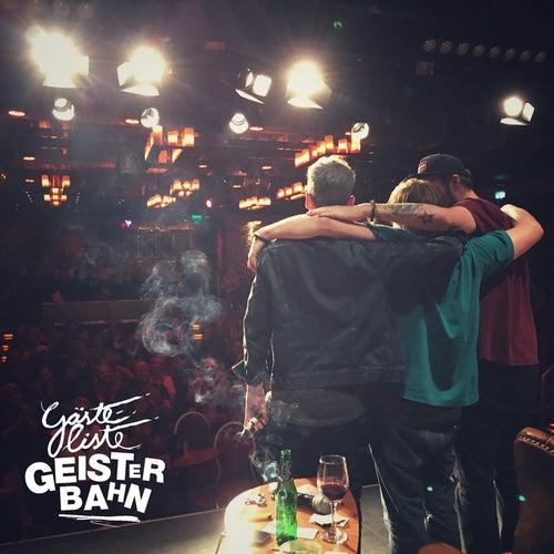 Folge 56: DauMan (Live) von Gästeliste Geisterbahn