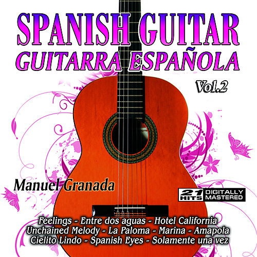Spanish Guitar, Guitarra Española 2 by Spanish Guitar
