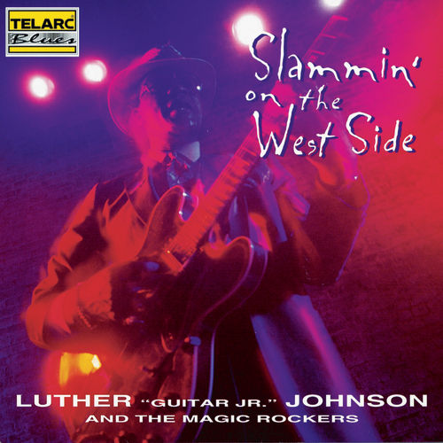 Play & Download Slammin' On The West Side by Luther