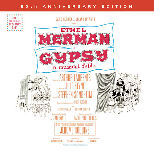 Play & Download Gypsy - 50th Anniversary Edition by Various Artists | Napster
