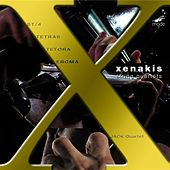 Play & Download Xenakis: Complete String Quartets by JACK Quartet | Napster