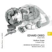 Grieg: Moderen synger by Various Artists
