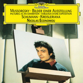 Mussorgsky: Pictures At An Exhibition / Schumann: Kreisleriana, Op. 16 by Nicolas Economou