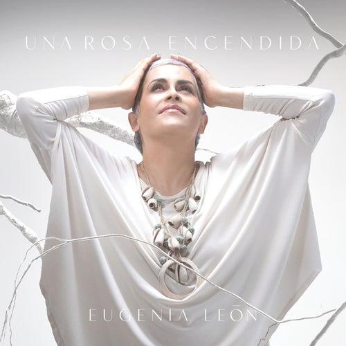 Una Rosa Encendida de Eugenia León