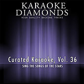 Curated Karaoke, Vol. 36 de Karaoke - Diamonds
