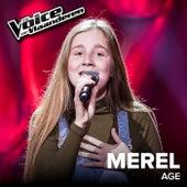 Age (The Voice Van Vlaanderen 2017 / Live) von Merel Velle