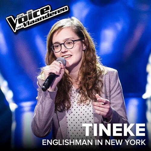 Englishman In New York (The Voice Van Vlaanderen 2017 / Live) di Tineke Huysseune