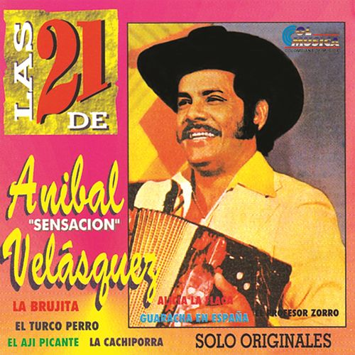 Las 21 De by Anibal Velasquez