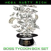 Boss Tycoon Box Set by Mega Nasty Rich