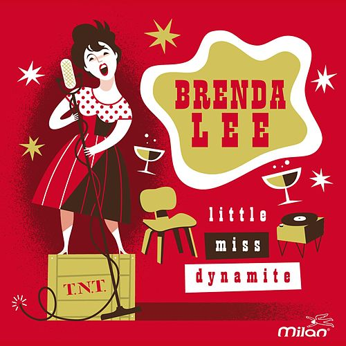 Little Miss Dynamite von Brenda Lee