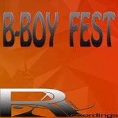 B-Boy  Fest by Various