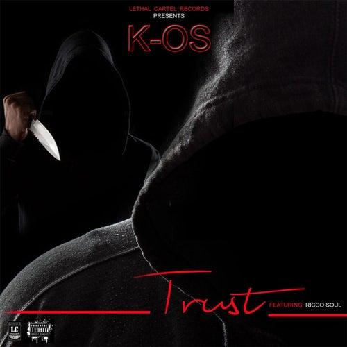 Trust (feat. Ricco Soul) von K-OS