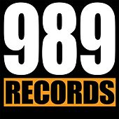 10 Years of 989 Records - EP by Various Artists