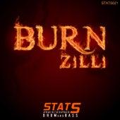 Burn - Single von Zilli