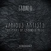 Two Years Of Groundid Music - EP by Various Artists