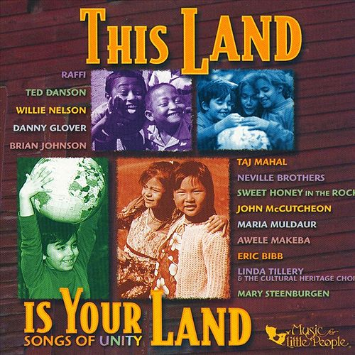 This Land Is Your Land: Songs Of Unity by Various Artists