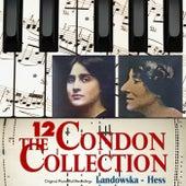 The Condon Collection, Vol. 12: Original Piano Roll Recordings by Wanda Landowska and Dame Myrra Hess