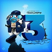 The Blue M&M 3 by PeeWee LongWay
