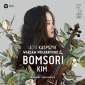 Wieniawski & Shostakovich: Bomsori Kim & Warsaw Philharmonic by Bomsori Kim