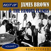 Best of James Brown & The Famous Flames, Vol. 2 (Remastered) de James Brown