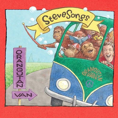 Orangutan Van by Steve Songs