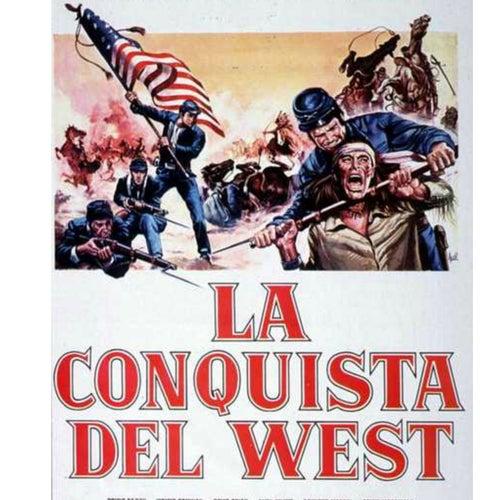 La Conquista Del West by Alfred Newman