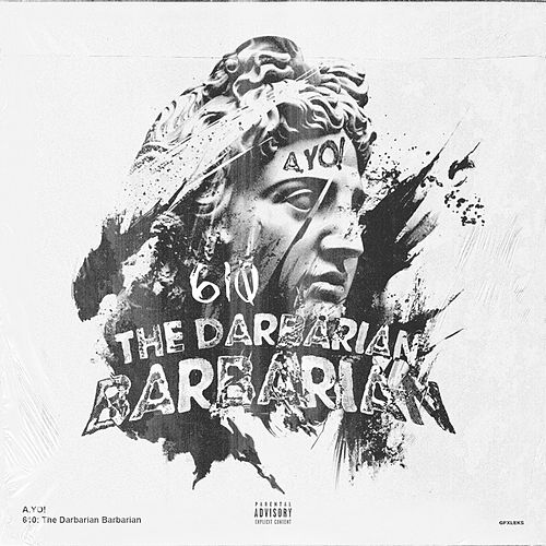 610: The Darbarian Barbarian by Ayo