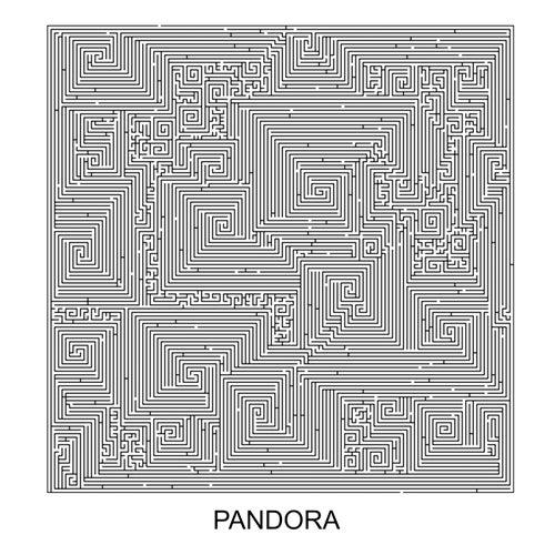 Pandora by Tony Lionni