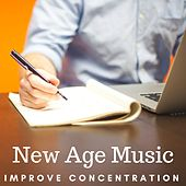 New Age Music: Improve Concentration, Reading, Learning, Work, Brain Stimulation, Exam Study by All Night Long