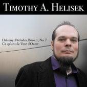 Debussy: Preludes, Book 1, No. 7 - Ce qu'a vu le Vent d'Ouest de Timothy A. Helisek