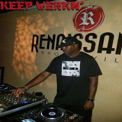 Keep WerkN' de Stevie B
