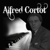 Alfred Cortot by Alfred Cortot