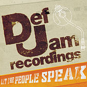 Def Jam: Let The People Speak by Various Artists