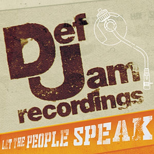 Play & Download Def Jam: Let The People Speak by Various Artists | Napster